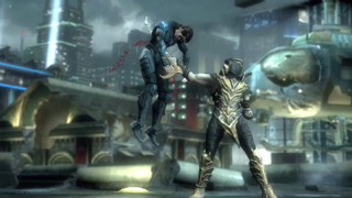 Injustice: Gods Among Us Ultimate Edition Arrives for PS4