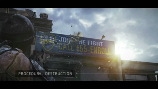 Here's a Look at the 'Snowdrop' Engine Being Used in Tom Clancy's The Division