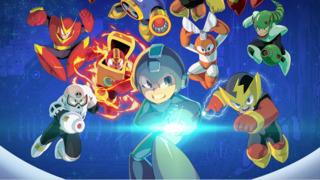 The Mega Man Legacy Collection Includes Mega Men 1-6