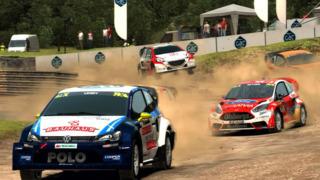 DiRT Rally Adding FIA World Rallycross Cars and Tracks
