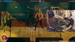 Giant Bomb x Spawn4Good: Alex Drums the Vote!