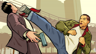 Take A Return Trip To GTA's Chinatown On The PSP