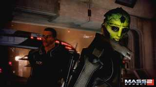 Mass Effect 2 Coming To PS3 In January 2011