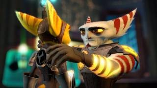 A Ratchet & Clank: Crack in Time Two-For From Comic-Con