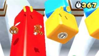 The Tanooki Suit Returns in Super Mario 3D Land