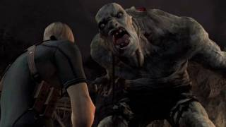 Resident Evil 4 HD Launch Trailer