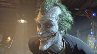 The Joker Has Big Plans For Arkham City