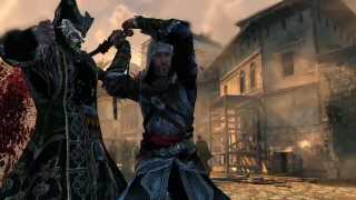 Ezio Leads a Hard Life in Assassin's Creed: Revelations