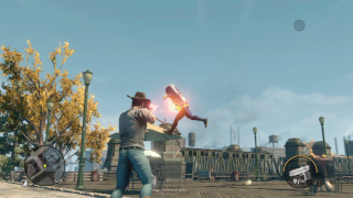 Energy Drink Mascots Won't Find Refuge in Saints Row: The Third