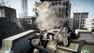 Watch the World Crumble in Battlefield 3