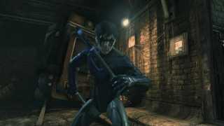 Nightwing Preys on Arkham City November 1st