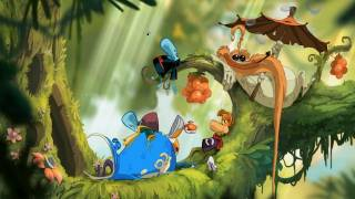 Misfits Decide Our Fate in Rayman: Origins