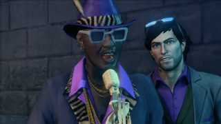 Cruise Around Town With Tigers in Saints Row: The Third