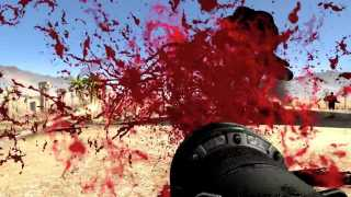Paint the Town Red in Serious Sam 3: BFE