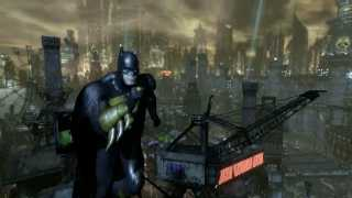Change Up Your Wardrobe in Batman: Arkham City