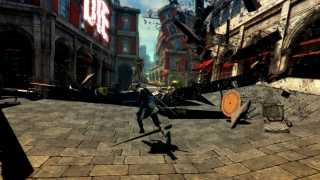 Survive Dante's Distorted World in Devil May Cry