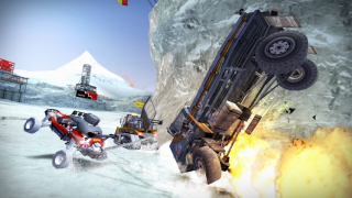 Hot Shots Tennis and MotorStorm: Arctic Edge 'Suspended' from PlayStation Network Because of Hacking Issues
