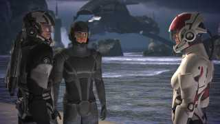 Mass Effect Trilogy in a Single Package This Fall