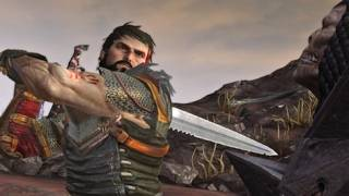 First Dragon Age II Images Debut
