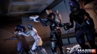 Mass Effect 2 Weapons DLC Coming Before Liara DLC