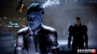 Liara To Join Shepard In Next Mass Effect 2 DLC
