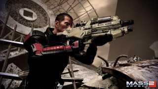 Mass Effect 2 Weapons DLC Out Today