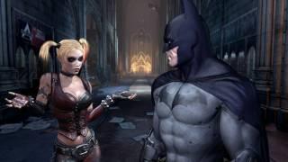 More Harley Quinn Coming to Batman: Arkham City