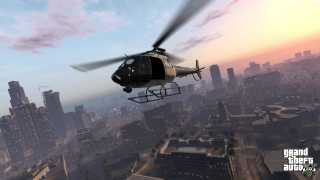 Grand Theft Auto V Scheduled for Spring 2013