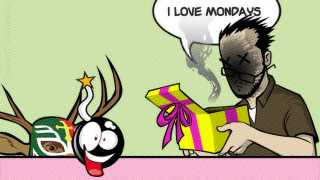 I Love Mondays: 10/26/09
