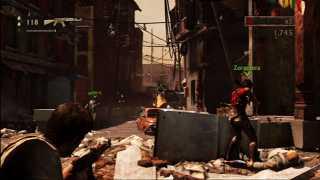 Uncharted 2 Multiplayer