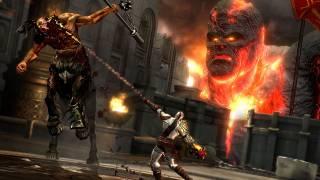 God of War III Demo