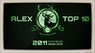Game of the Year 2011: Alex's Top 10