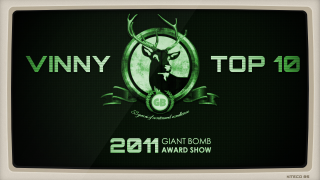 Game of the Year 2011: Vinny's Top 10