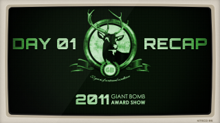 Game of the Year 2011: Day 01 Recap