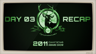 Game of the Year 2011: Day 03 Recap