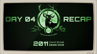 Game of the Year 2011: Day 04 Recap