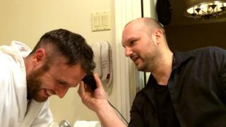 Papa Vinny's Barbershop