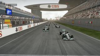 Alt+F1 Track Walk: Shanghai International Circuit