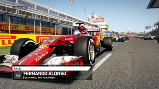 Alt+F1 Track Walk: Circuit de Barcelona-Catalunya