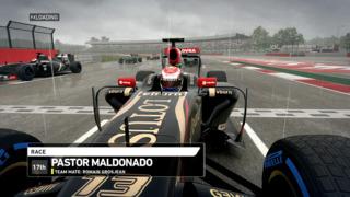 Alt+F1 Track Walk: Silverstone Circuit