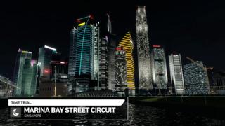 Alt+F1 Track Walk: Marina Bay Street Circuit