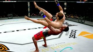 UFC Undisputed 3 Has a New Combat System and a New Tagline