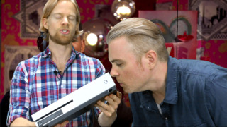 Unboxing the Xbox One S