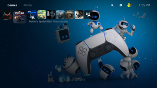 The PlayStation 5 User Experience