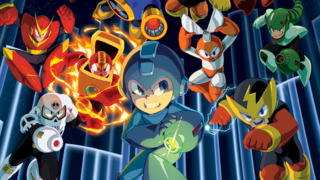 Mega Man Legacy Collection Announced, Due This Summer