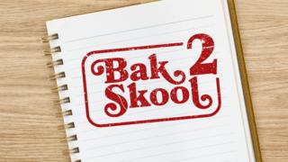 Dan Ryckert and Jeff Bakalar are going Bak 2 Skool