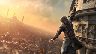 Assassin's Creed: Revelations Brings Ezio, Altair, And Desmond Together