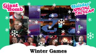Holiday Specialtacular 2017: Winter Games