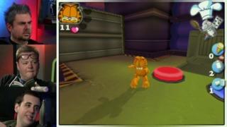 Garfield with Gerstmann 05