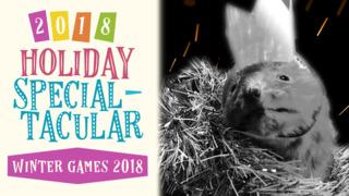Holiday Specialtacular: Winter Games 2018